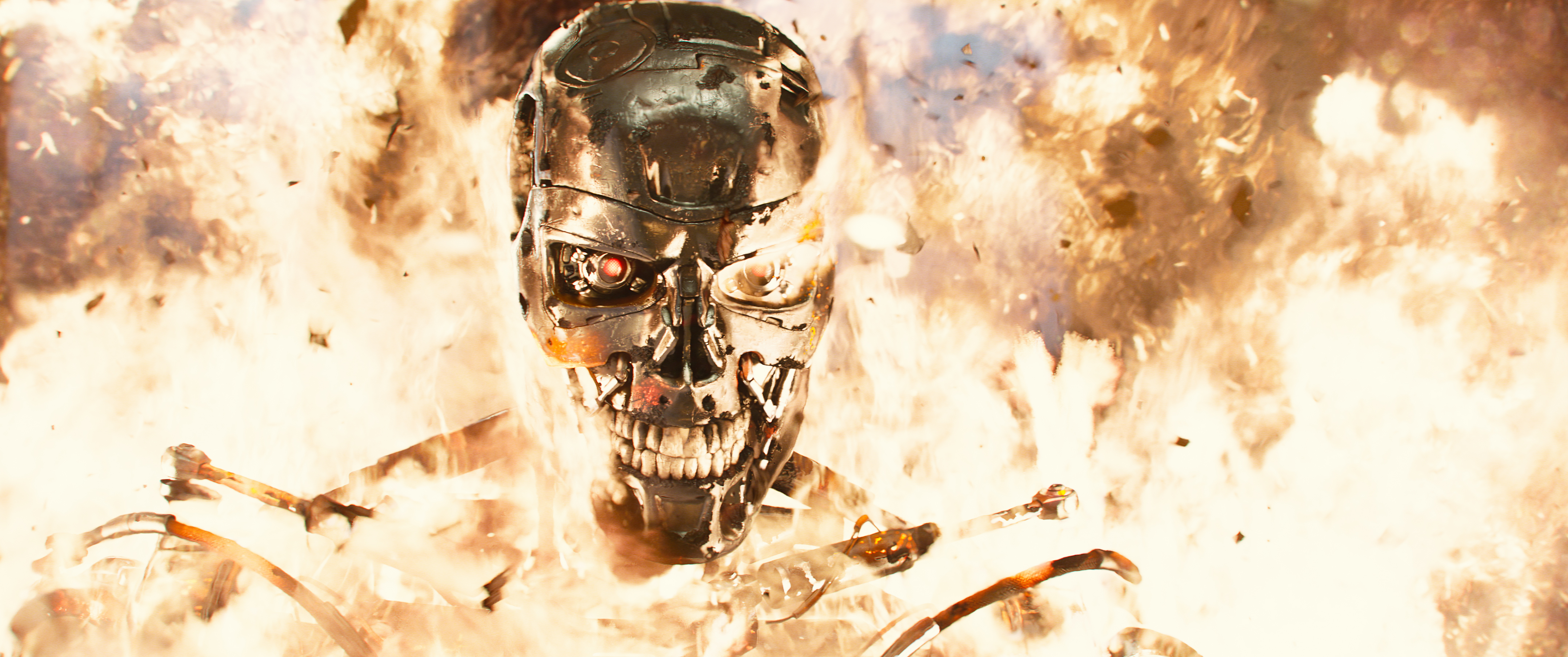 Terminator Genisys. Arnold, stop coming back