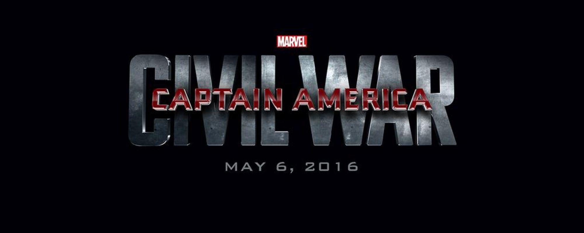 Il trailer di Captain America – Civil War secondo Vero Cinema