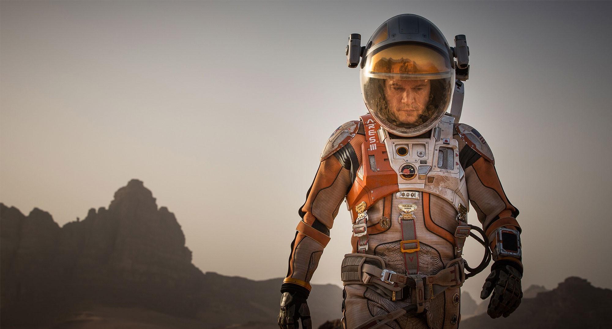 The Martian – Sopravvissuto, l'incrollabile fede dell'uomo