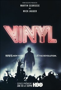 vinyl tv series