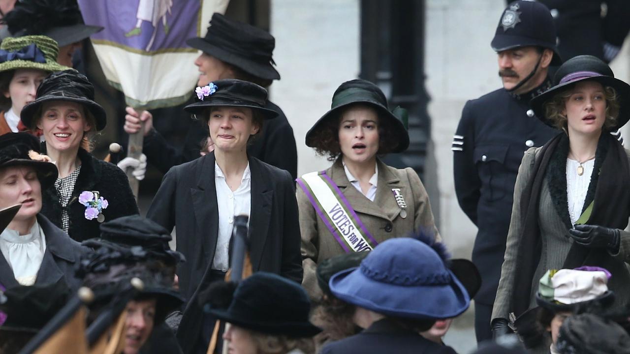 Suffragette, la conquista del diritto