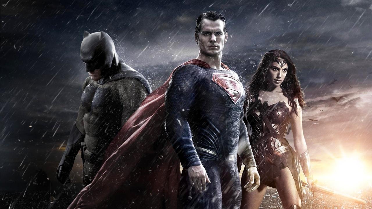 Batman v Superman: mitologia, eroi e dei
