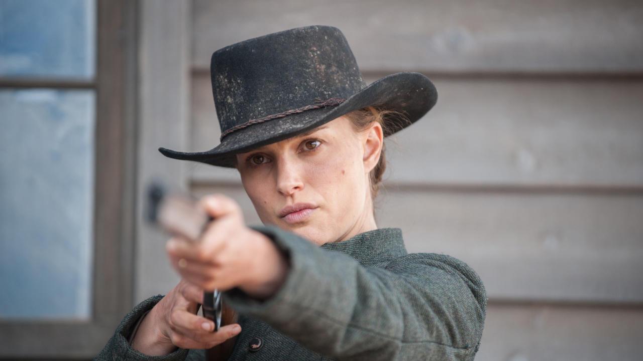 Jane Got a Gun, epopea produttiva di un western maledetto