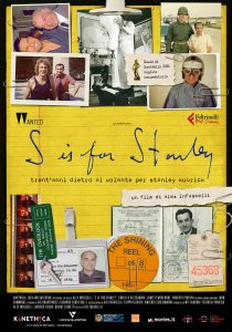 s is for stanley poster