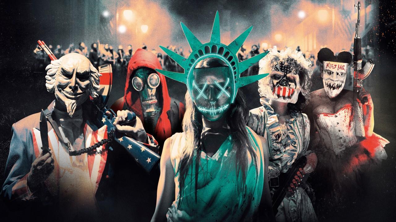 The Purge, una trilogia che respira terrore e violenza