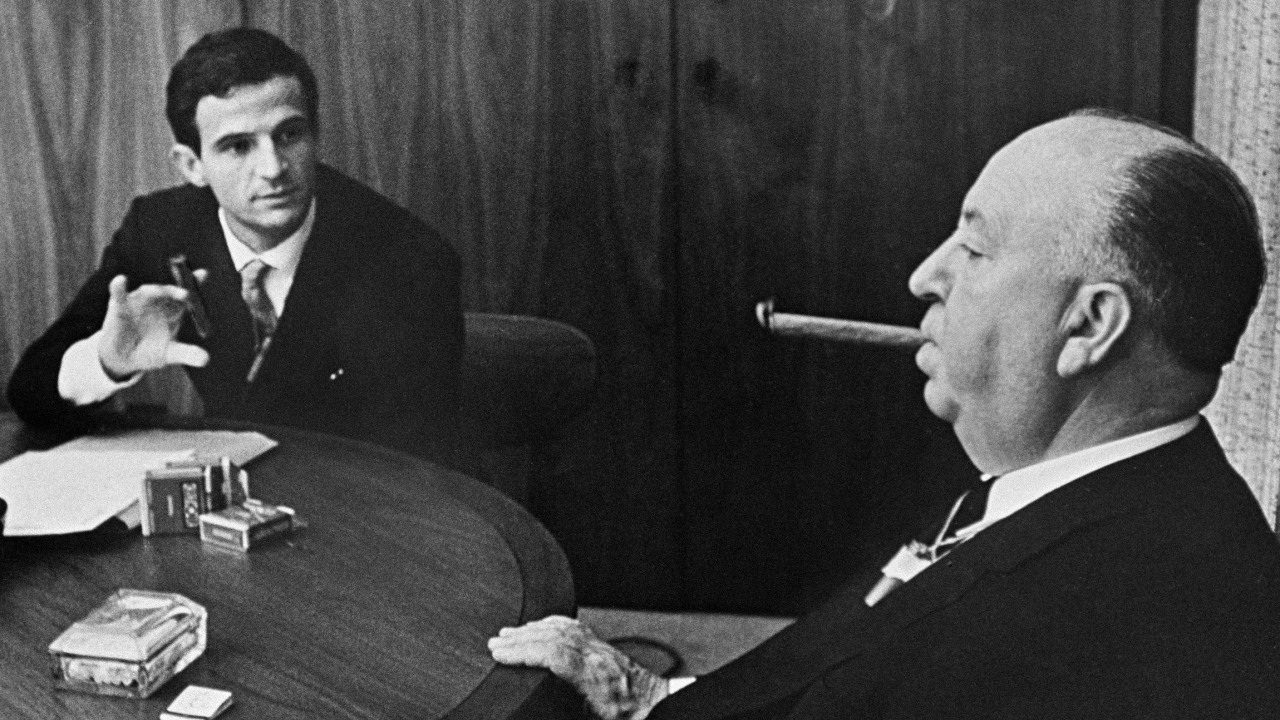 Hitchcock e Truffaut, una lezione sul cinema