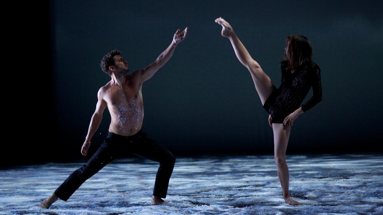Venezia73: Polina e la metamorfosi a ritmo di danza