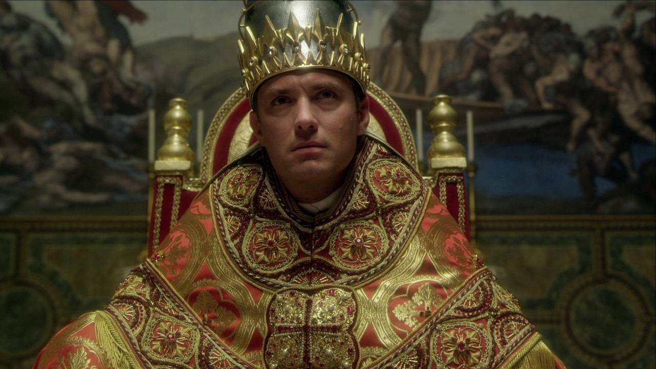 Venezia73: The Young Pope, tempesta sul Vaticano