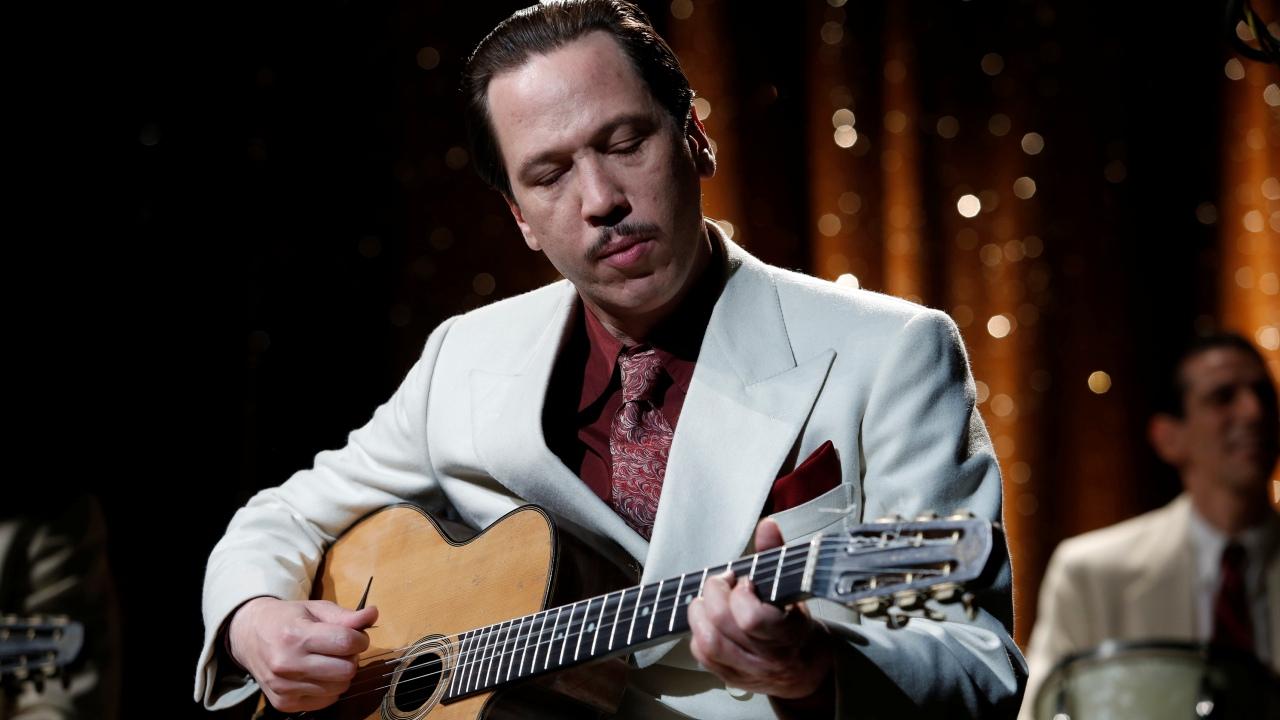 Berlinale67, Django e il jazz del pescegatto