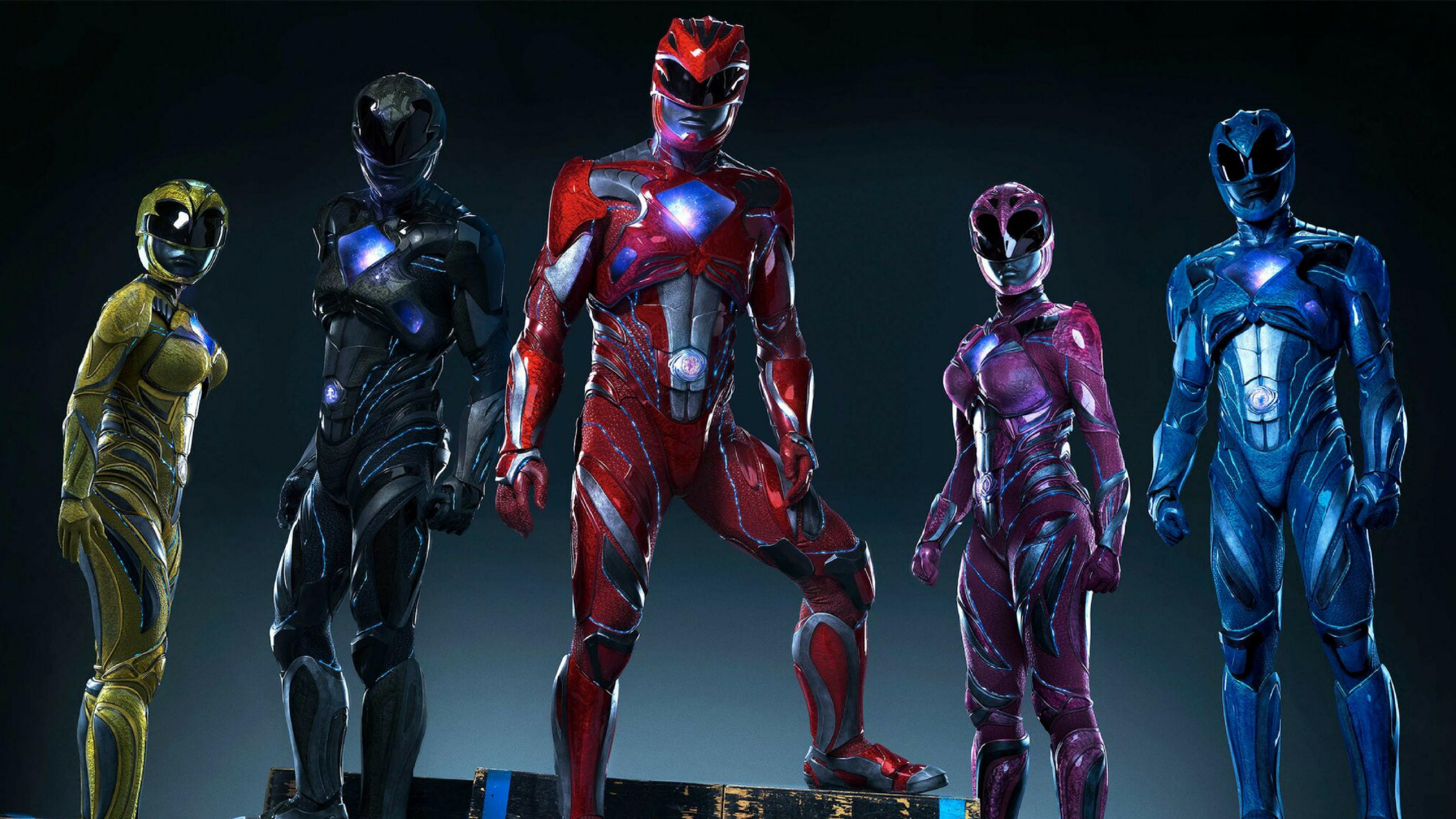 Power Rangers, it's morphin time?