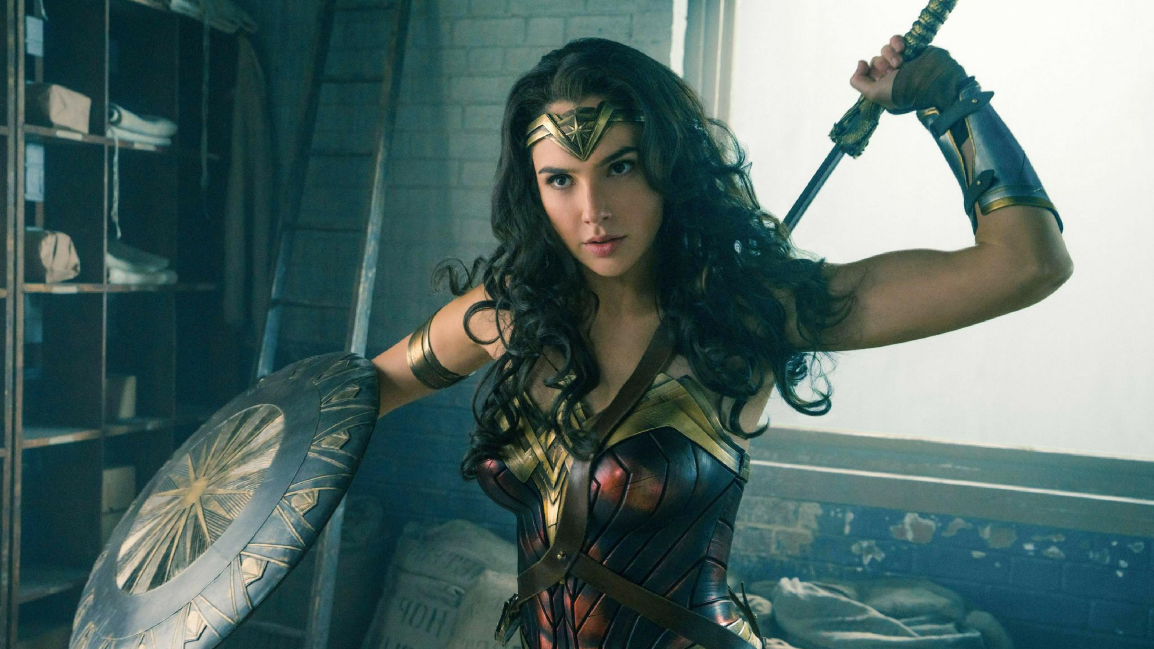 Perché Wonder Woman non è un film banale