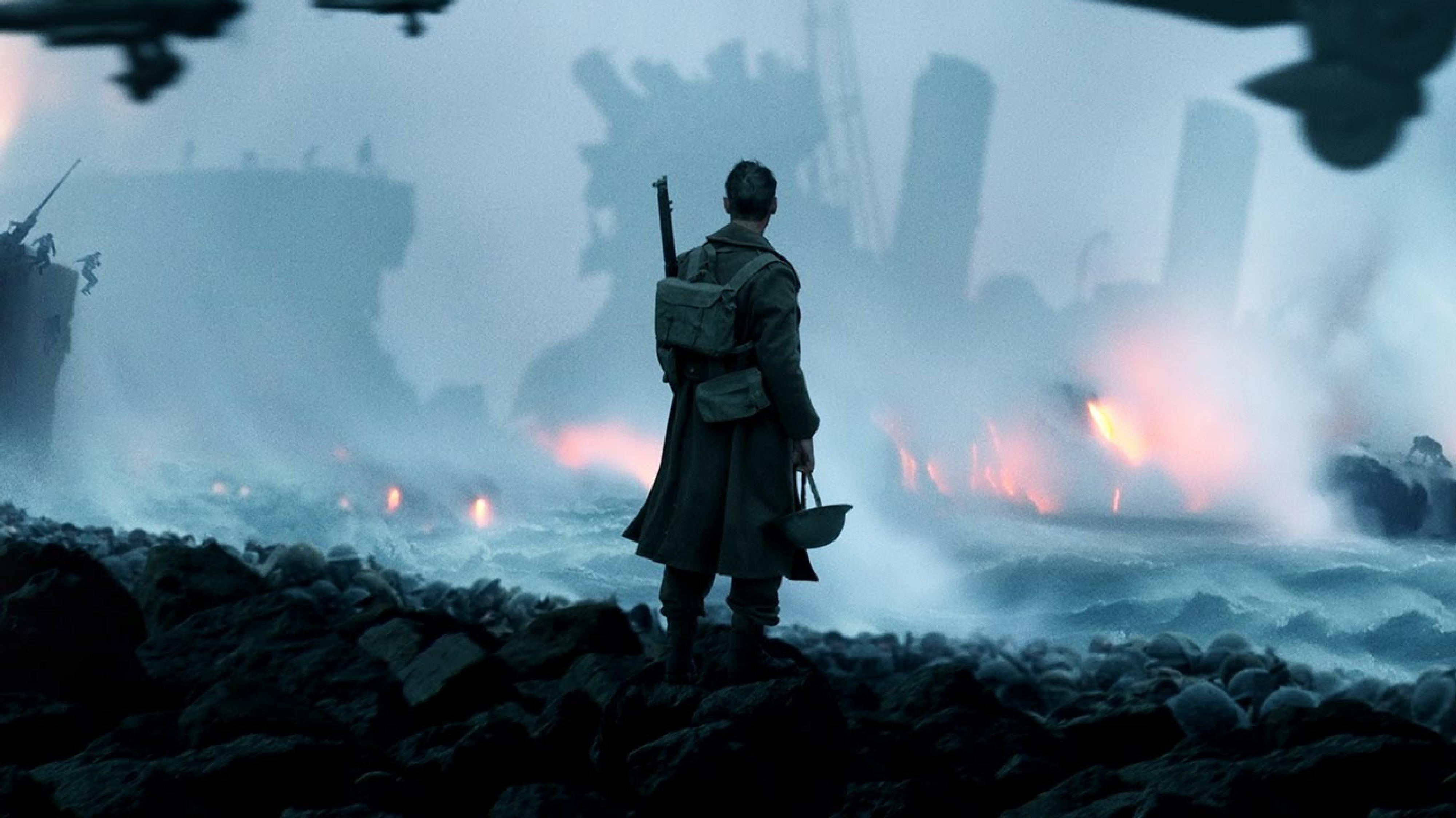 Dunkirk, sopravvivere a noi stessi