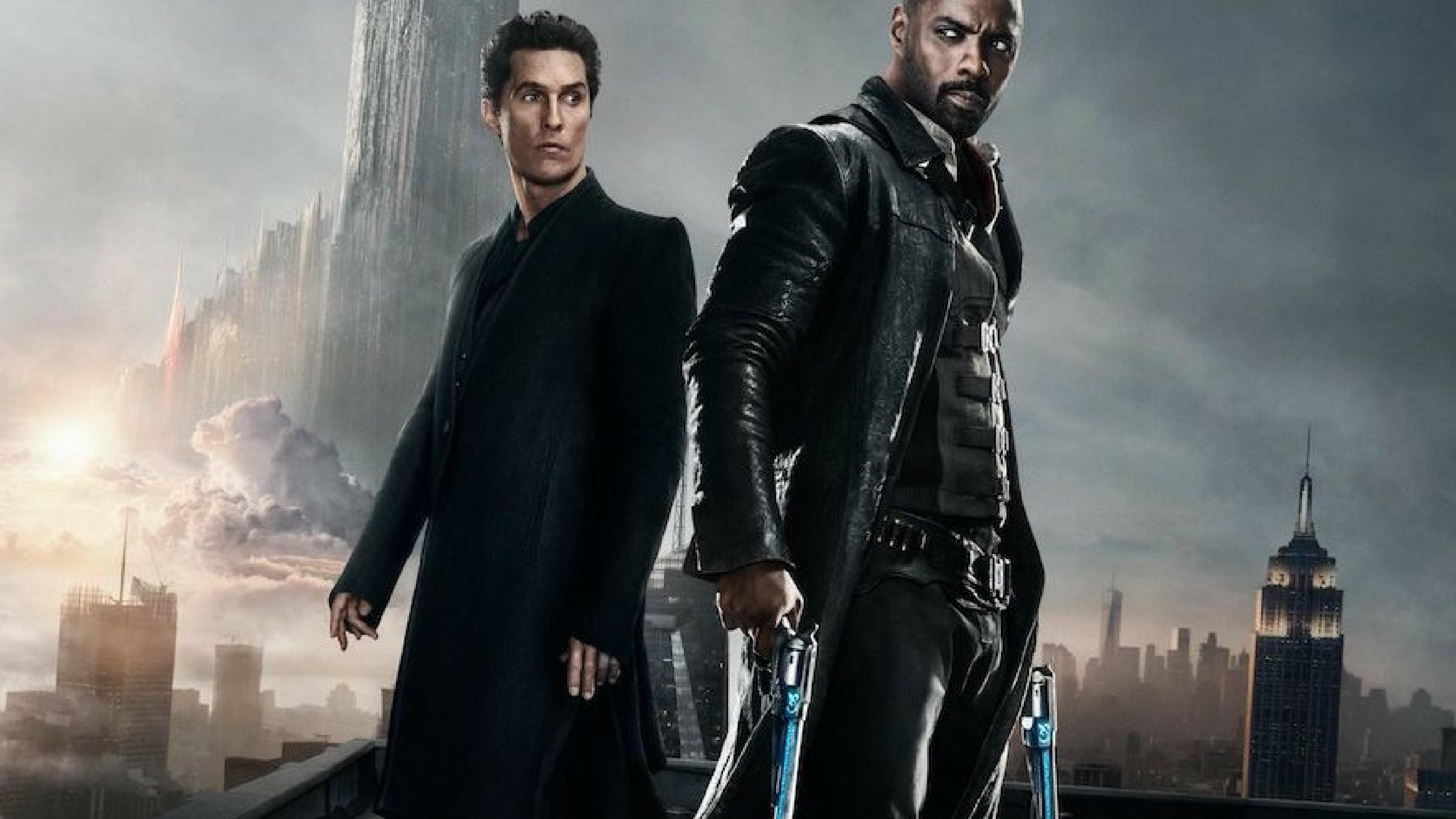 L'imbarazzante Torre Nera di Idris Elba