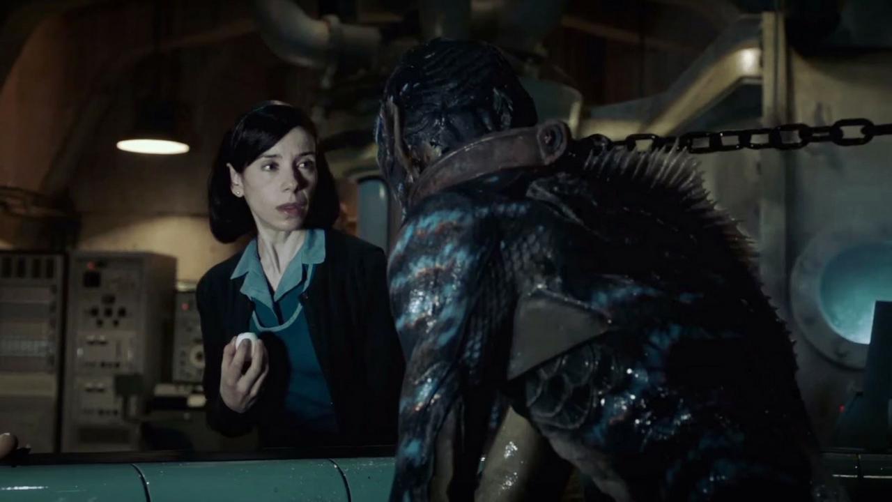 Venezia74: The Shape of Water, i mostri e le nuove creature di Guillermo del Toro