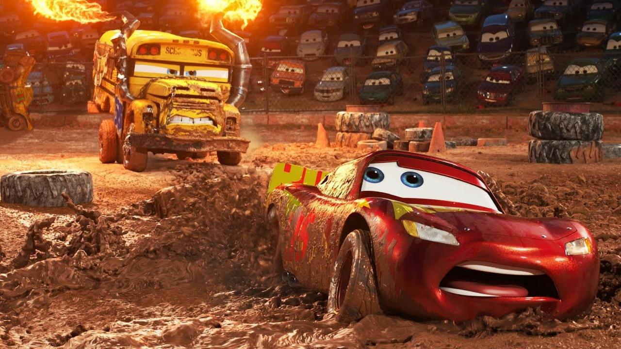 La Pixar presenta Cars 3, alias, Rocky 4