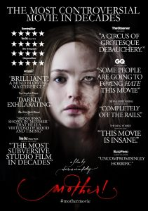 mother movie poster aronofsky critica