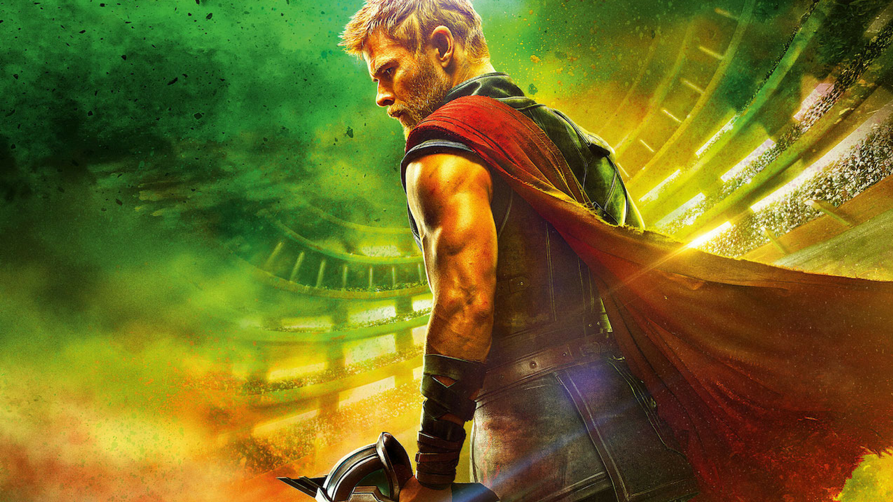 Thor: Ragnarok, across the universe