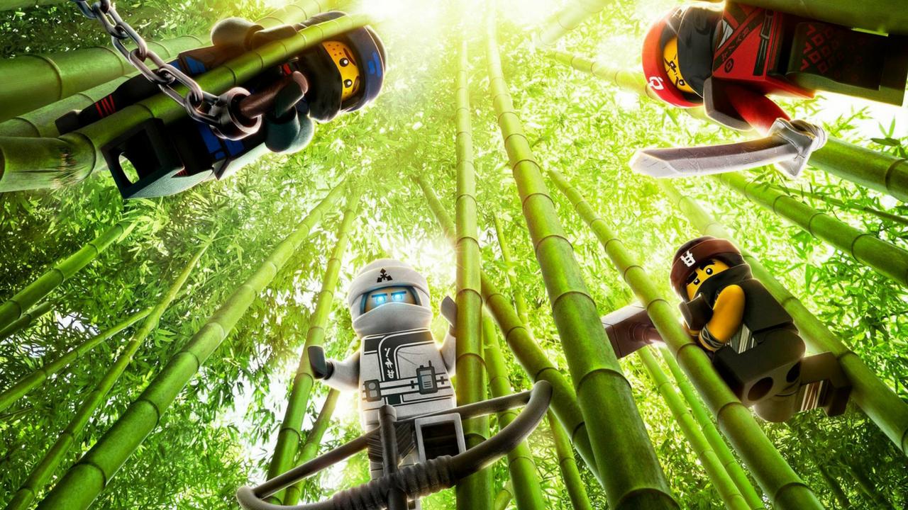 LEGO Ninjago – Il Film, la formula riproducibile targata LEGO.