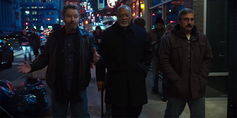 last flag flying carell cranston fishburne