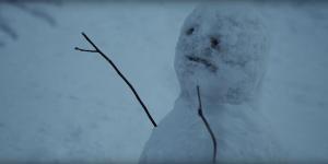 l'uomo di neve 3