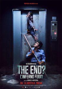 the end inferno fuori
