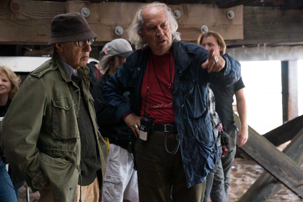 Woody Allen Vittorio Storaro