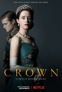 the crown 2 netflix poster