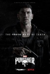 the punisher netflix poster
