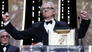 Ken Loach Cannes