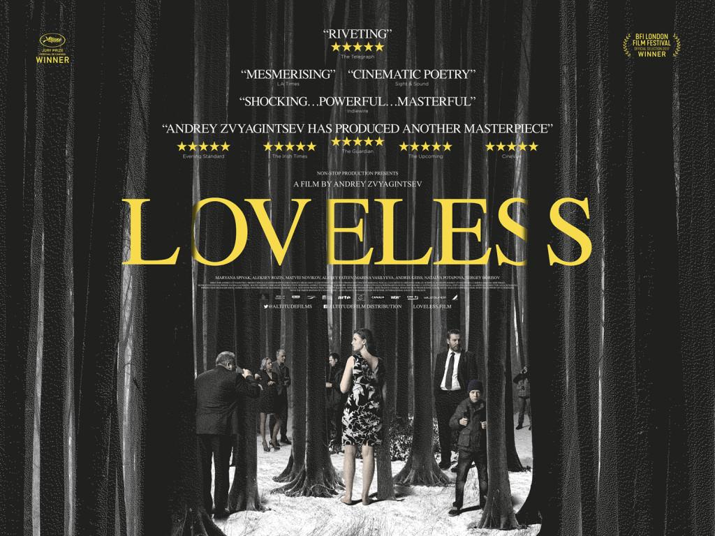 Loveless Film 2017