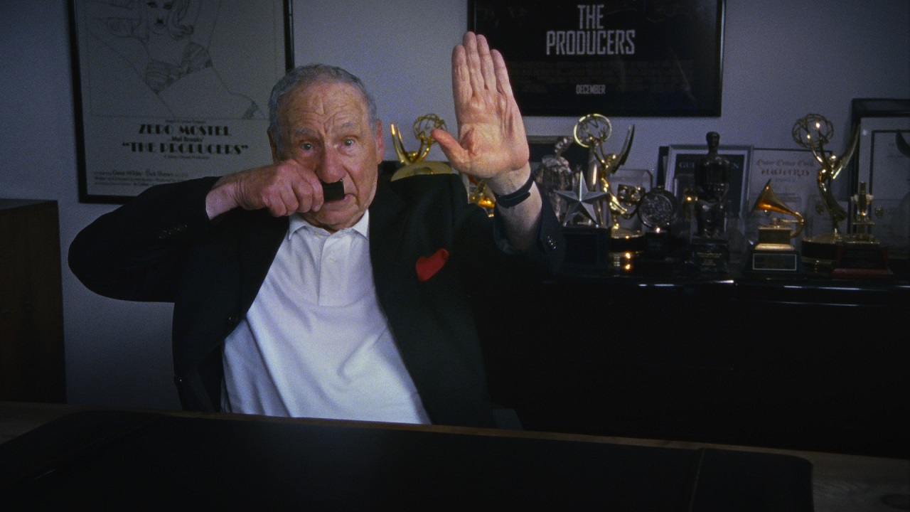 Mel Brooks e Adolf Hitler. Si può scherzare sull'Olocausto? Intervista ai realizzatori di The Last Laugh