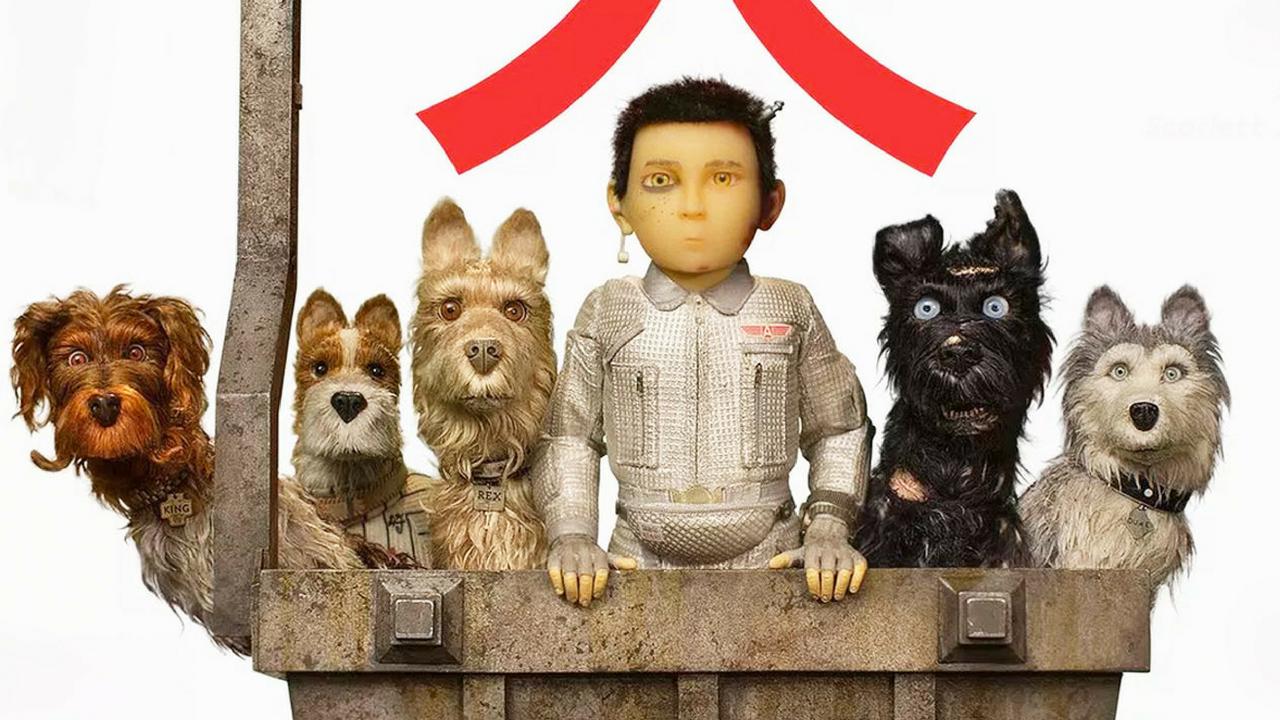 Berlinale68: L'isola dei cani di Wes Anderson