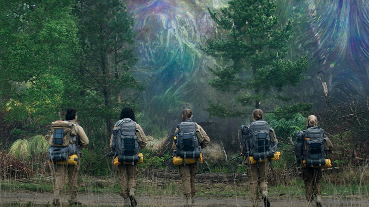Annientamento, così si crea un bel film di fantascienza
