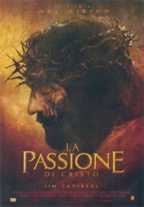 la passione di cristo vero cinema