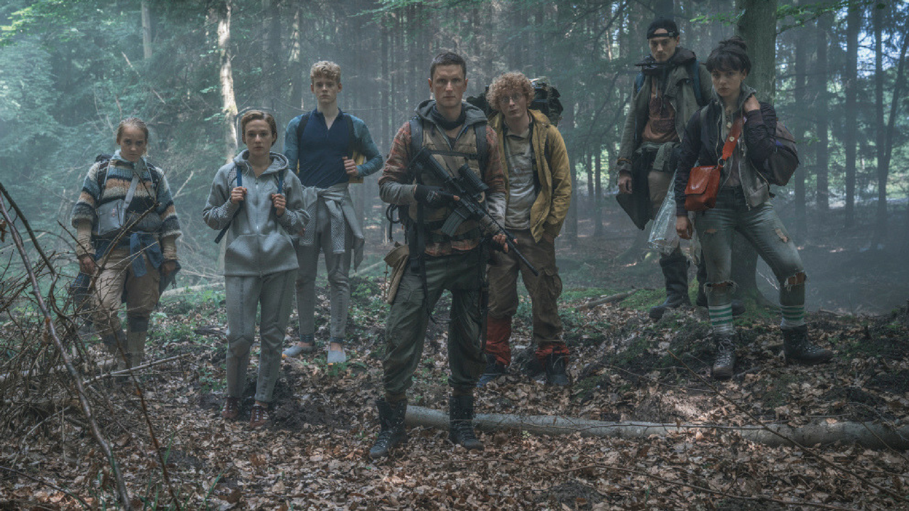 Un'anteprima di The Rain, serie tv danese firmata Netflix