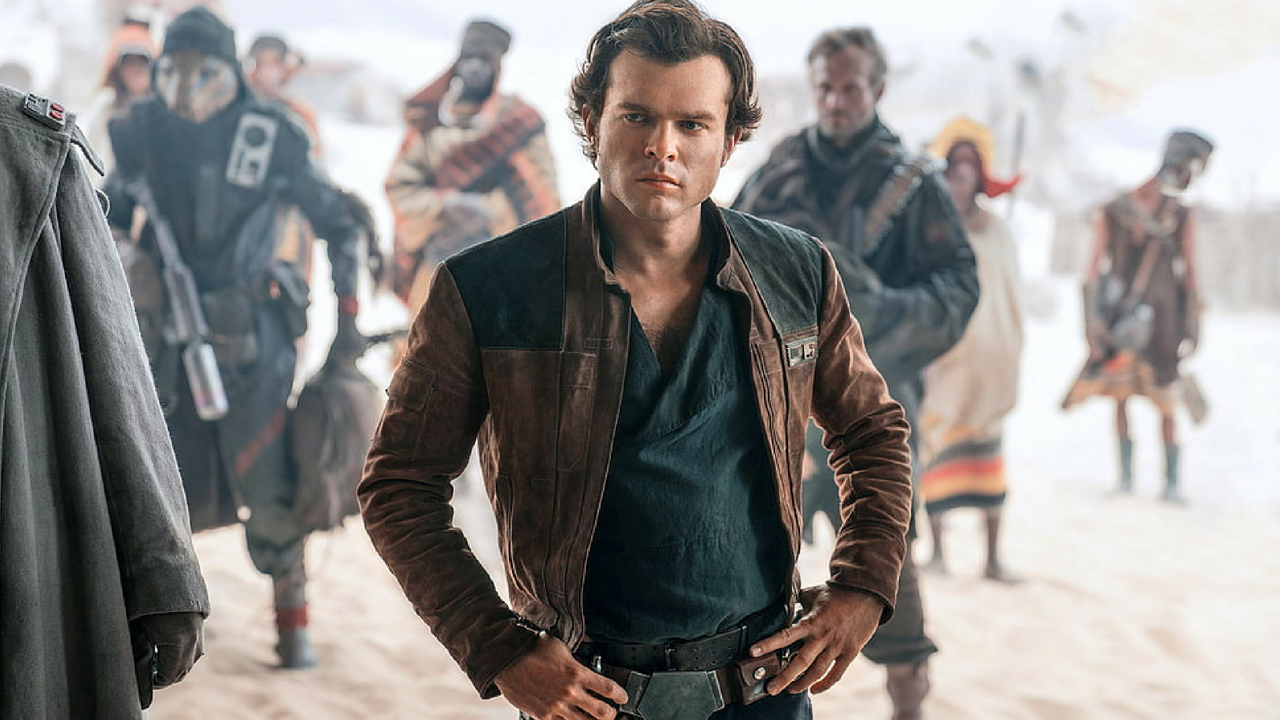 Solo: a Star Wars story, il cowboy spaziale di Ron Howard