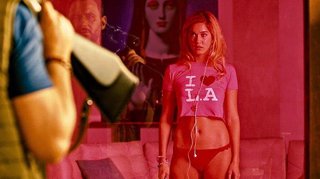 revenge film 2017 matilda lutz
