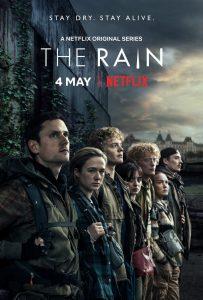 the rain poster netflix