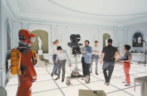 2001 odissea nello spazio kubrick set