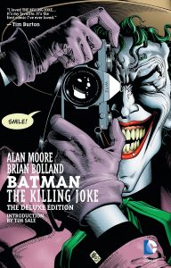 cover the killing joke