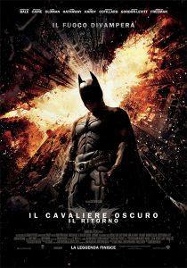 il cavaliere oscuro il ritorno poster