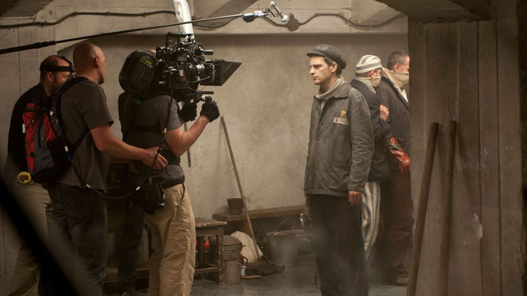 Son of Saul Making Of
