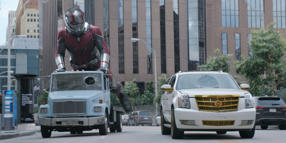 Le piccole grandi avventure di Ant-Man and the Wasp