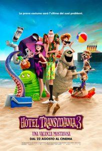 hotel transylvania 3 locandina