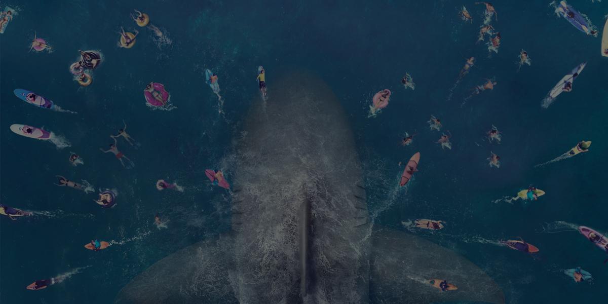Shark – Il primo Squalo, metti un megalodonte a cena