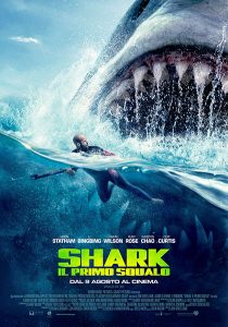 shark il primo squalo poster