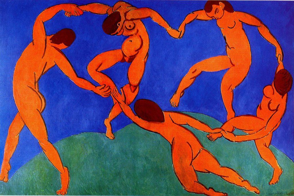 Matisse La Danza