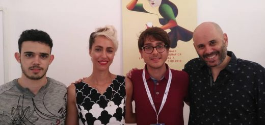 stripped intervista venezia 75