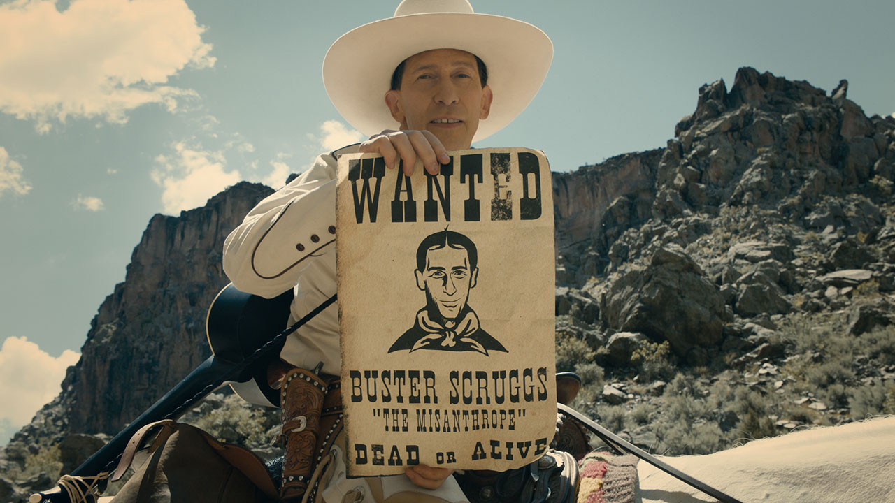 the ballad of buster scruggs recensione