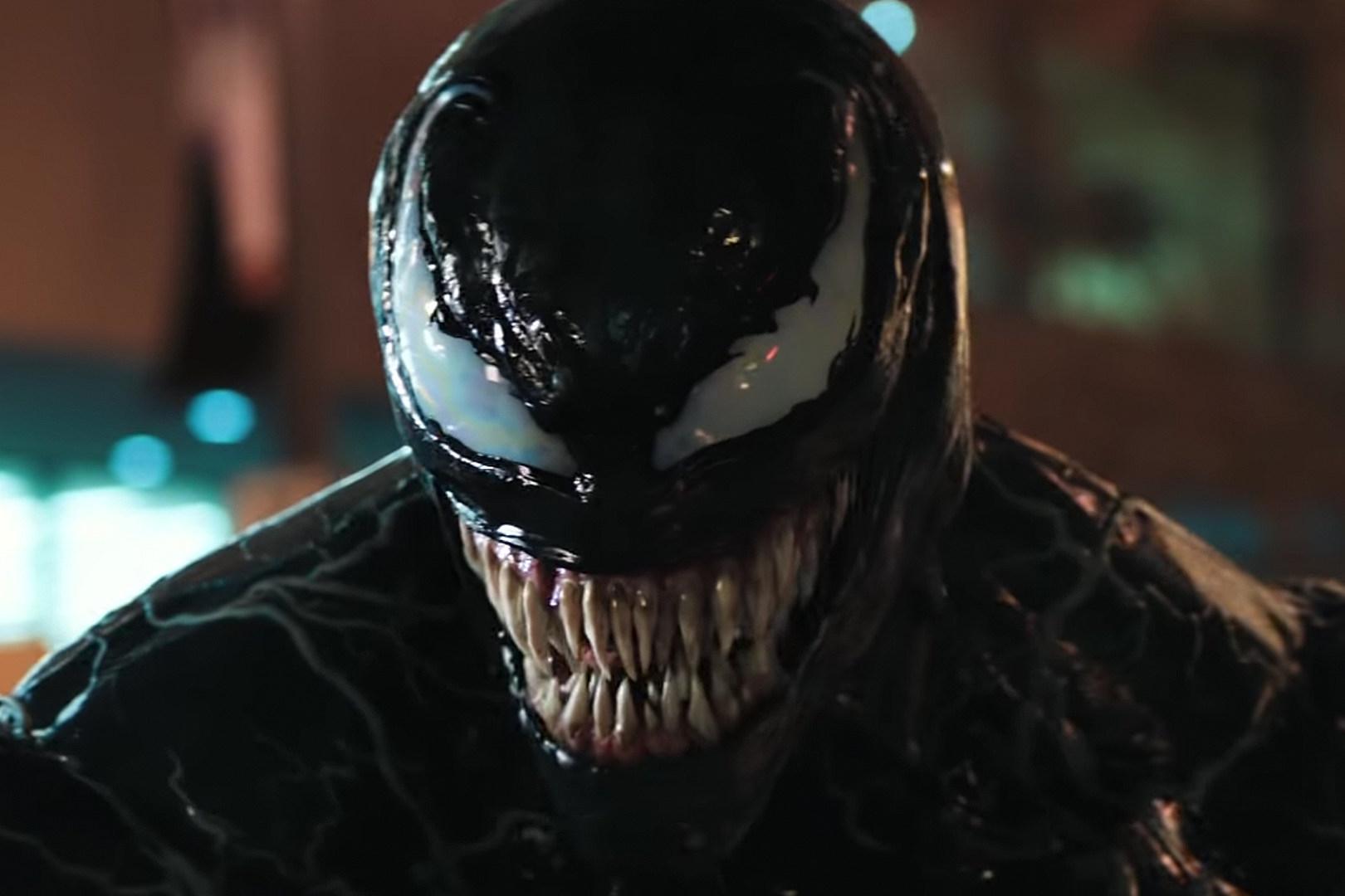 Il difficile rapporto simbiotico di Venom